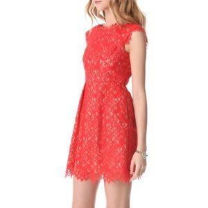 Shoshanna Lace Cecile Dress • Size 2